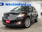 2014 Lincoln MKX AWD in Toronto, Ontario