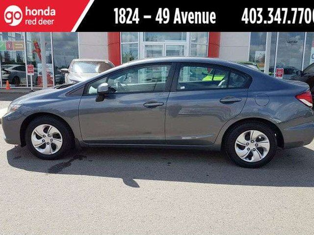 2013 Honda Civic LX in Red Deer, Alberta
