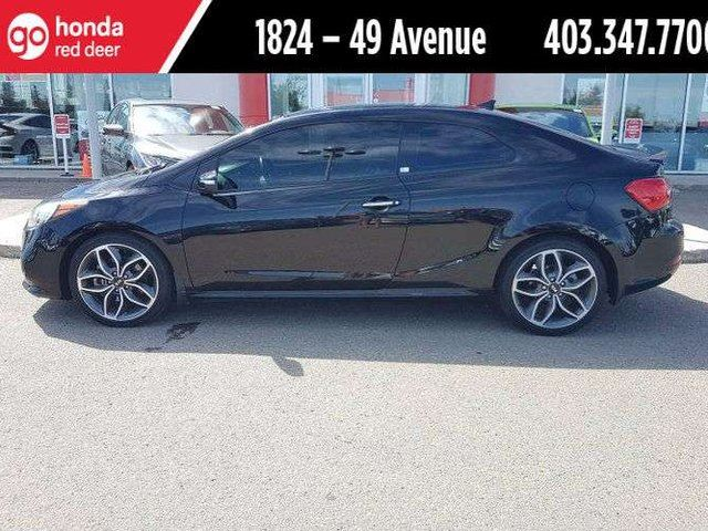 2014 Kia Forte Koup SX in Red Deer, Alberta