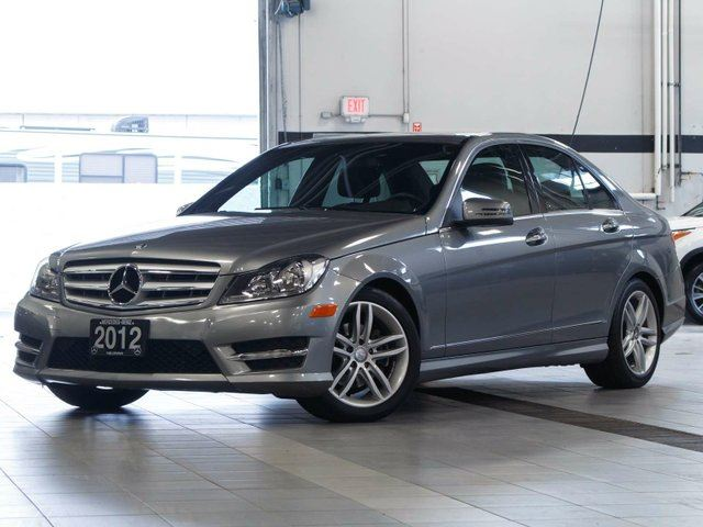 2012 MERCEDES-BENZ C-CLASS C 250 4MATIC in Kelowna, British Columbia