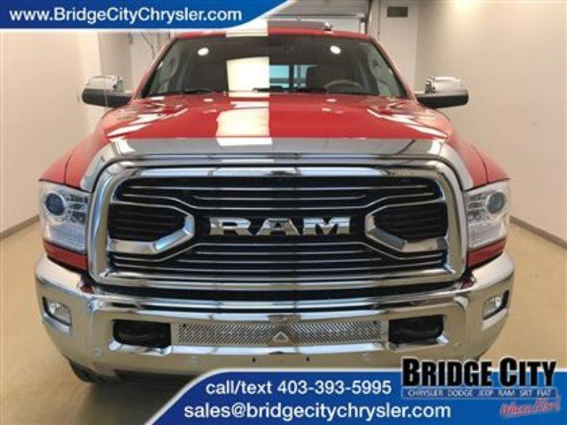 2017 Dodge RAM 3500 Longhorn in Lethbridge, Alberta