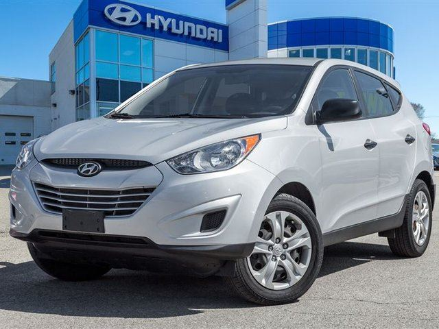 2013 Hyundai Tucson GL, FWD,TRADE IN AUTOMATIC in Mississauga, Ontario