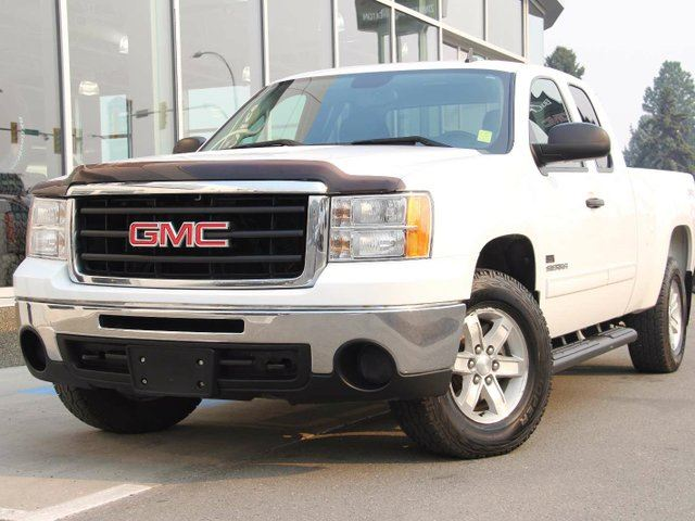 2011 GMC Sierra 1500 SLE in Kamloops, British Columbia