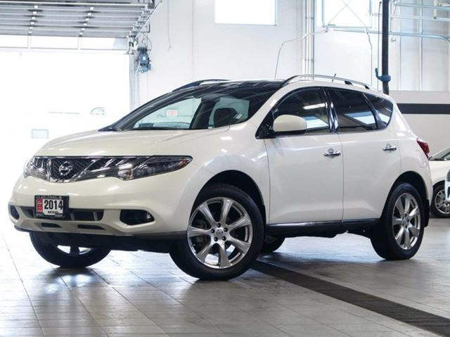 2014 NISSAN MURANO 3.5L Platinum AWD in Kelowna, British Columbia