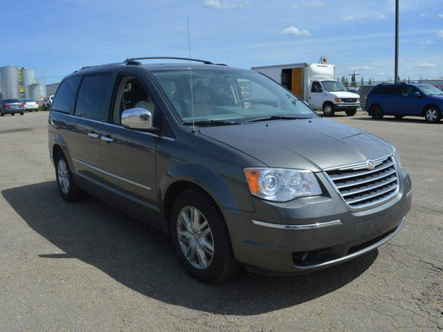 2010 Chrysler Town and Country Limited in Edmonton, Alberta