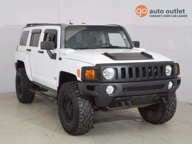 2006 HUMMER H3 Base in Edmonton, Alberta