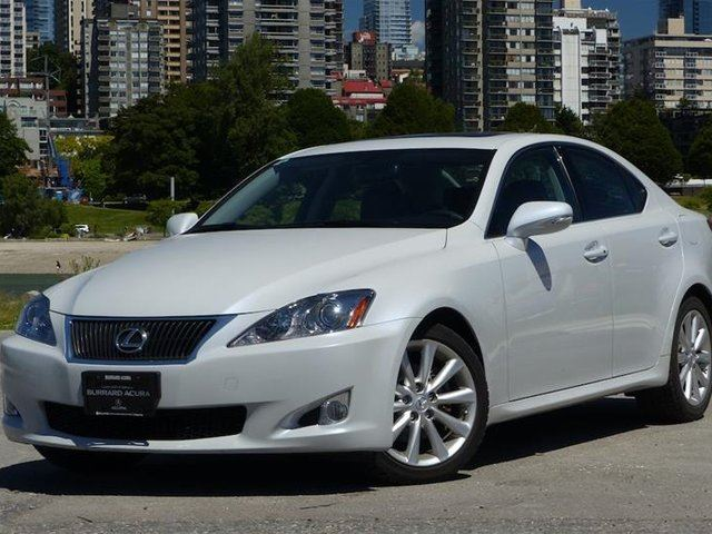 2009 LEXUS IS 250 RWD 6A in Vancouver, British Columbia