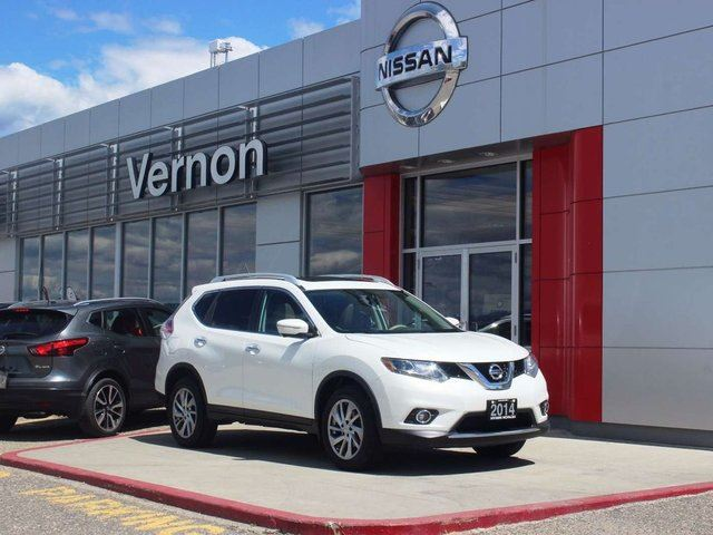 2014 NISSAN ROGUE SL Premium in Kelowna, British Columbia