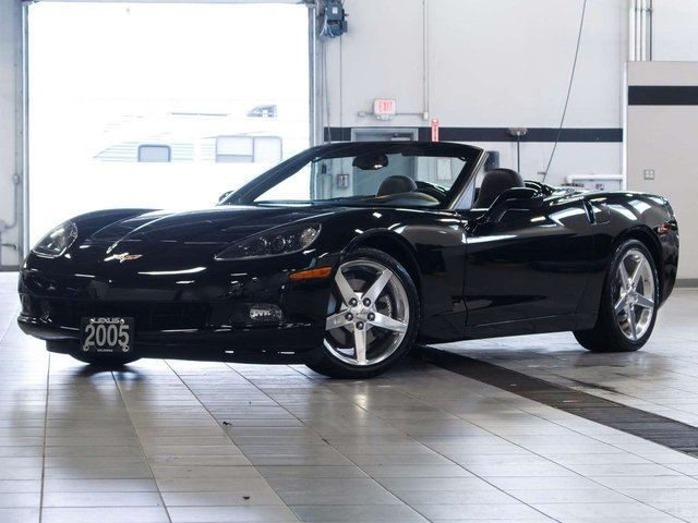 2005 Chevrolet Corvette 3LT in Kelowna, British Columbia
