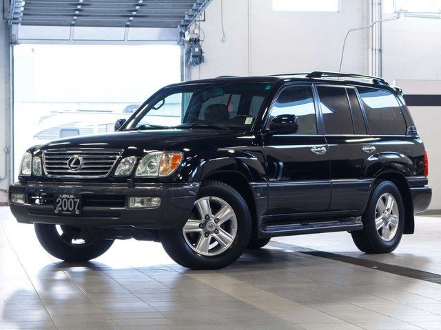 2007 Lexus LX 470 Special Edition in Kelowna, British Columbia