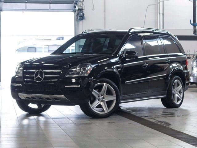 2012 Mercedes-Benz GL-Class GL 550 4MATIC in Kelowna, British Columbia