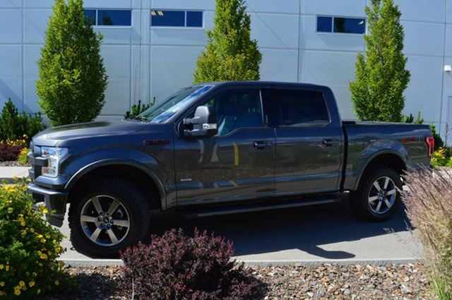2016 Ford F-150 Lariat in Kamloops, British Columbia