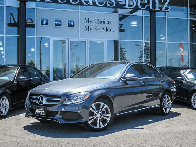 2015 Mercedes-Benz C-Class C300 4MATIC Sedan in Ottawa, Ontario