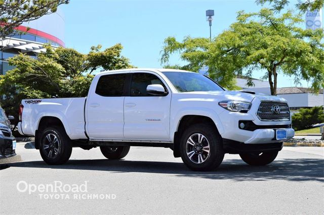 2017 TOYOTA TACOMA Navi, Heated Front Seats, Back Up Cam, Bluetoot in Richmond, British Columbia