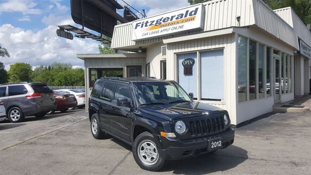 2012 Jeep Patriot North Edition - ONLY 71KM! in Kitchener, Ontario