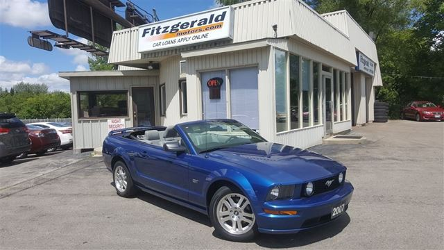 2007 Ford Mustang GT - RARE FIND! in Kitchener, Ontario