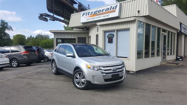 2014 FORD EDGE SEL - NAV! CAMERA! LEATHER! in Kitchener, Ontario
