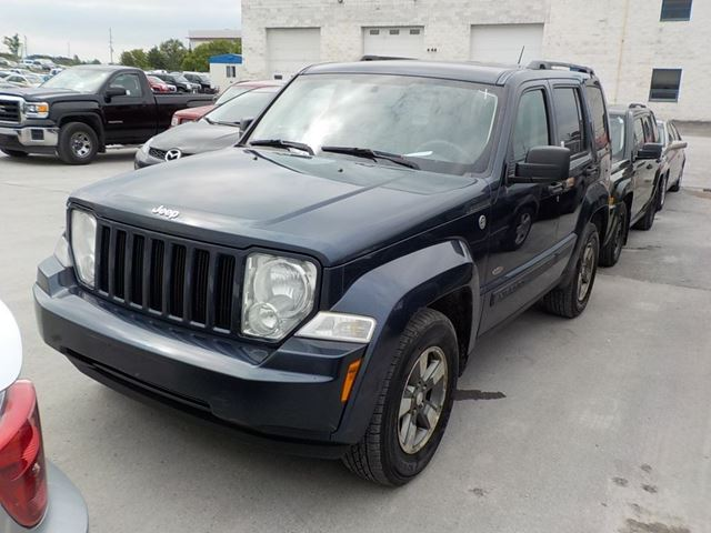 2008 Jeep Liberty           in Innisfil, Ontario