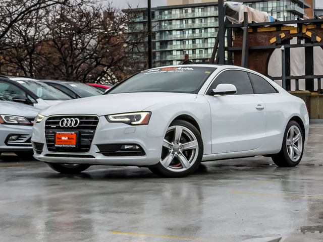 2013 Audi A5 2.0T in Toronto, Ontario