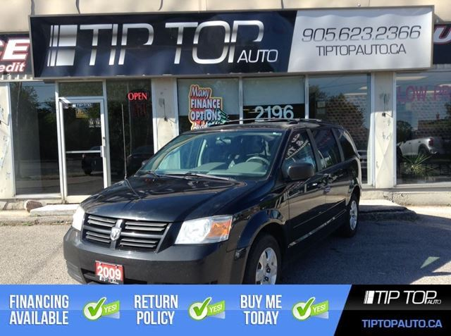 2009 Dodge Grand Caravan SE ** LOW KMS, Stow and Go, Great Shape ** in Bowmanville, Ontario