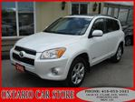 2009 Toyota RAV4 LIMITED 4WD LEATHER SUNROOF in Toronto, Ontario