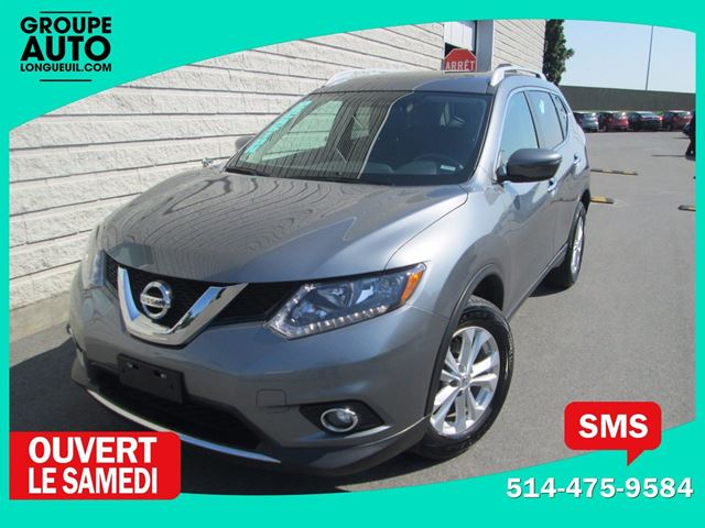 2016 Nissan Rogue *SV*AWD*TOIT PANO*MAGS*49000KM* in Longueuil, Quebec