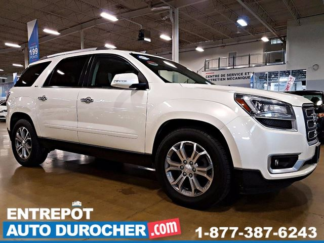 2014 GMC Acadia SLT1 - AUTOMATIQUE - AIR CLIMATISn++ - TOIT OUVRA in Laval, Quebec