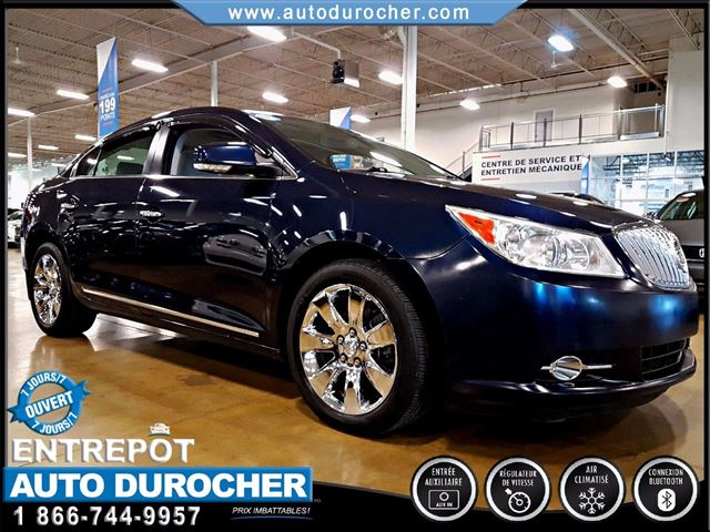 2010 Buick LaCrosse AUTOMATIQUE - AIR CLIMATISn++ in Laval, Quebec