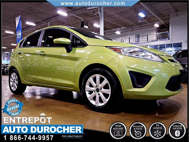 2011 Ford Fiesta SE - AUTOMATIQUE - AIR CLIMATISn++ in Laval, Quebec