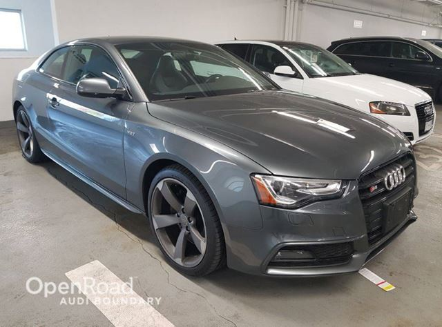 2015 AUDI S5 2dr Cpe Auto Technik in Vancouver, British Columbia