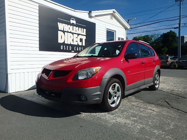 2004 PONTIAC VIBE HATCHBACK 5 SPEED 1.8 L in Halifax, Nova Scotia