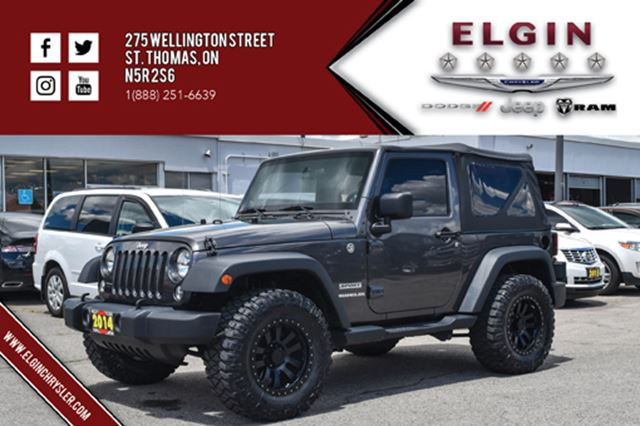 2014 Jeep Wrangler Sport in St Thomas, Ontario