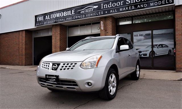 2010 NISSAN ROGUE AWD NO ACCIDENT in Mississauga, Ontario