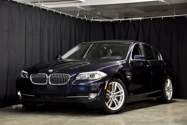 2012 BMW 5 Series 535 (A8) in Longueuil, Quebec