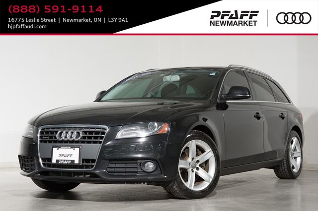 2009 Audi A4 2.0T Avant Priced to Sell in Newmarket, Ontario
