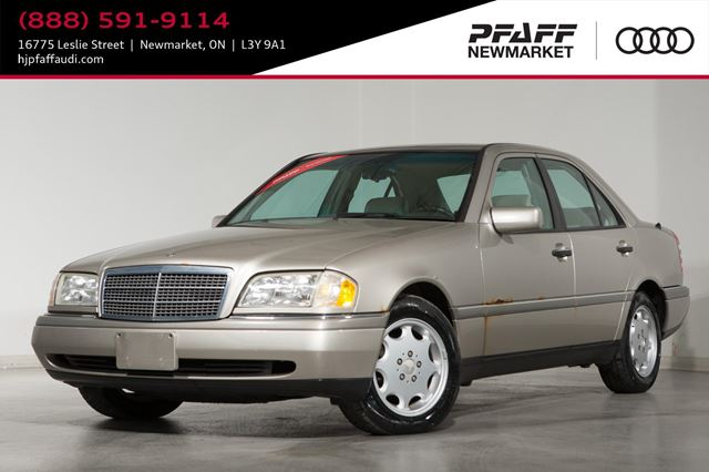 1997 MERCEDES-BENZ C-CLASS 4dr Sdn 2.3L in Newmarket, Ontario