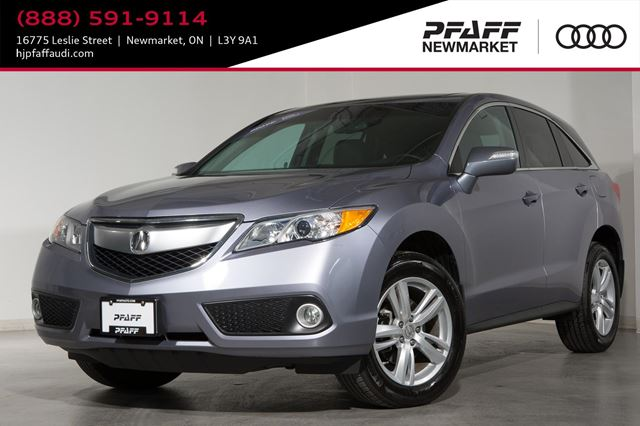 2015 Acura RDX Base AWD 4dr in Newmarket, Ontario