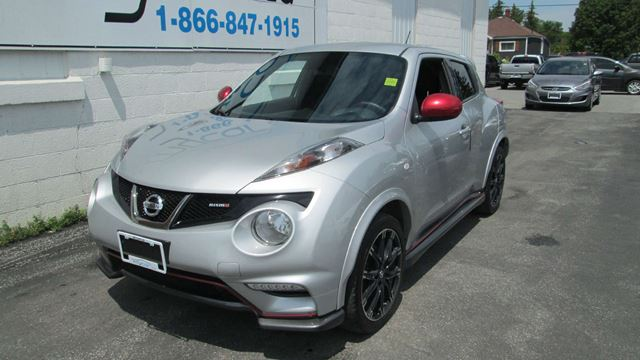 2013 Nissan Juke Nismo in Richmond, Ontario