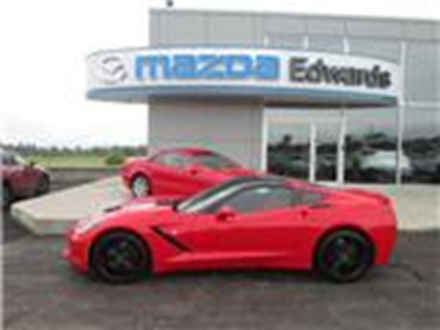 2015 Chevrolet Corvette Stingray Z51 3LT in Pembroke, Ontario