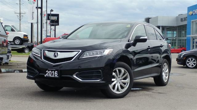 2016 Acura RDX Base Technology Package, One Owner, No Accident in Newmarket, Ontario