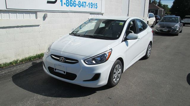 2016 Hyundai Accent GL in North Bay, Ontario