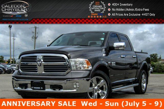 2015 Dodge RAM 1500 Big Horn in Bolton, Ontario