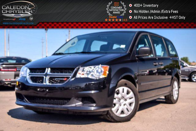 2015 Dodge Grand Caravan Canada Value Package in Bolton, Ontario