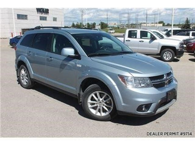2013 DODGE JOURNEY SXT in Winnipeg, Manitoba