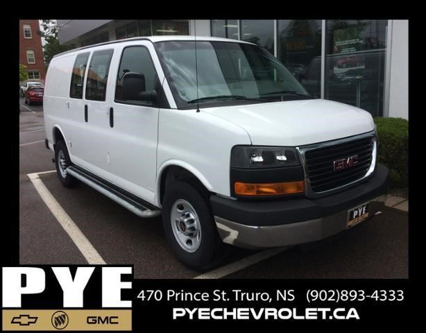 2015 GMC Savana           in Truro, Nova Scotia