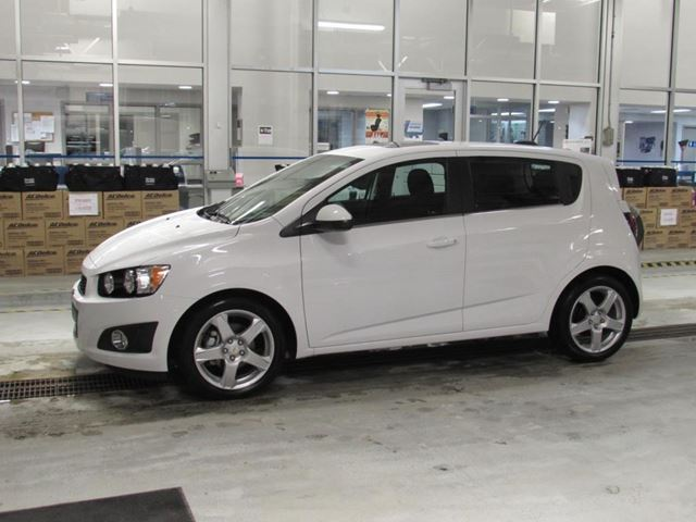 2016 Chevrolet Sonic LT in Quebec, Quebec