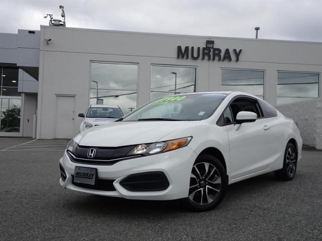 2015 Honda Civic EX in Abbotsford, British Columbia