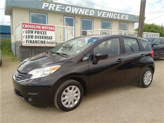 2015 NISSAN VERSA LOADED - BACK-UP CAMERA in Edmonton, Alberta