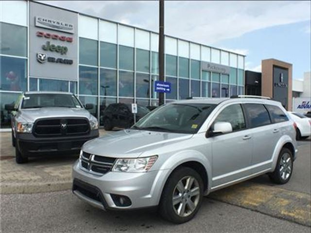 2011 Dodge Journey SXT BACKUP CAM HEATED SEATS REMOTE STARTER in Pickering, Ontario