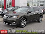 2014 Nissan Rogue SL   Navi, Pano Moonroof, Leather in Ottawa, Ontario
